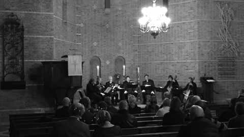 Performance in the Andreaskerk